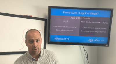 Legal suite vs Illegal Suite